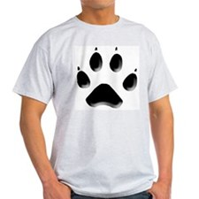 Wolf Track 1 T-Shirt