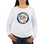 USS Enterprise (CVN 65) Women's Long Sleeve T-Shir