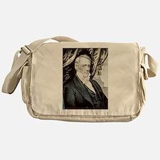james buchanan Messenger Bag