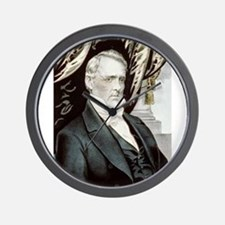 james buchanan Wall Clock