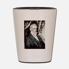 james buchanan Shot Glass