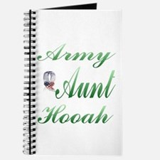 army aunt hooah Journal