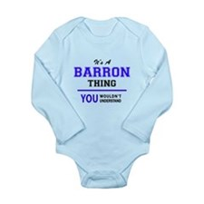 BARRON thing, you wouldn't understand! Body Suit