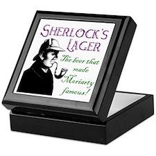Sherlock's Lager Keepsake Box