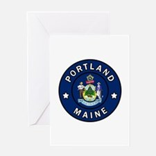 Portland Maine Greeting Cards