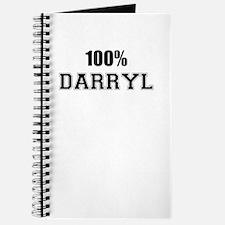 100% DARRYL Journal