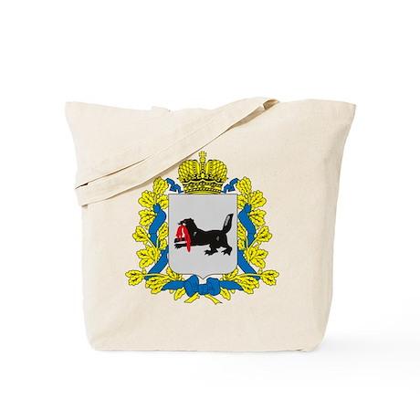 Irkutsk Oblast Tote Bag