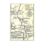 Eastern Slope Region Mini Poster Print