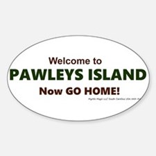 Pawleys Island Decal