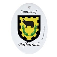 Bofharrach Oval Ornament