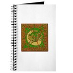 Celtic Knotted Beast Journal