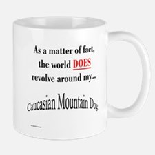 Caucasian World1 Mug