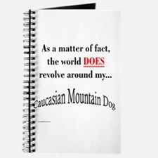 Caucasian World1 Journal