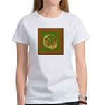Celtic Knotted Beast (Front) Women's T-Shirt