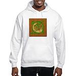 Celtic Knotted Beast Hooded Sweatshirt