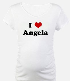 I Love Angela Shirt
