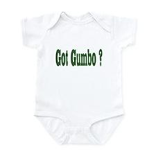 Got Gumbo ? Infant Bodysuit