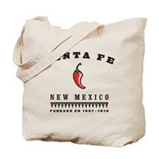 Santa Fe Pepper Tote Bag