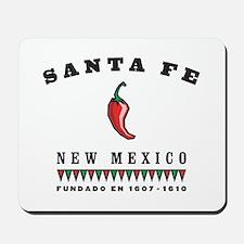 Santa Fe Pepper Mousepad