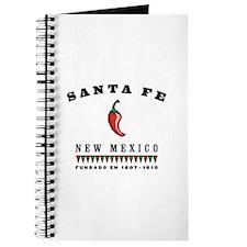 Santa Fe Pepper Journal