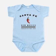 Santa Fe Pepper Infant Bodysuit