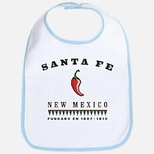 Santa Fe Pepper Bib