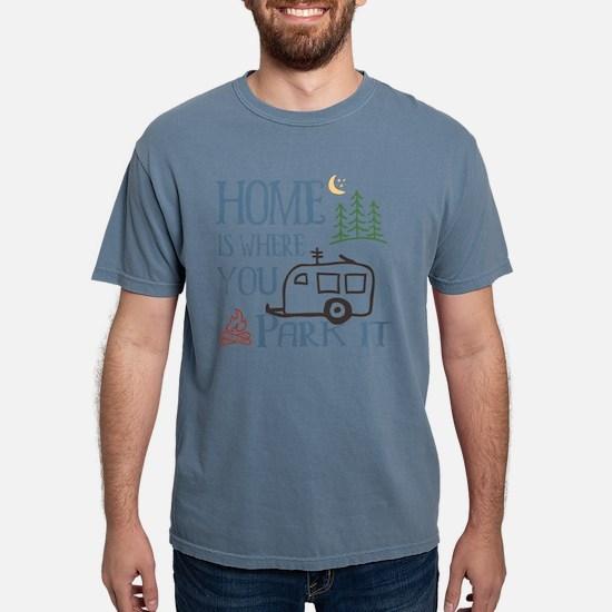 Camper Home T-Shirt