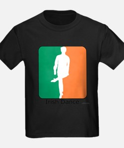 Irish Dance Tricolor Boy T-Shirt
