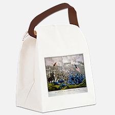petersburg Canvas Lunch Bag