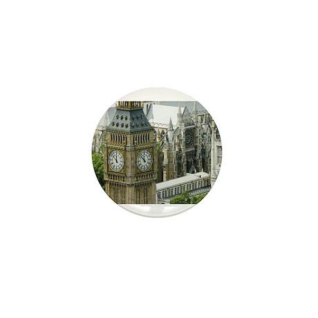 House of Parliament Mini Button