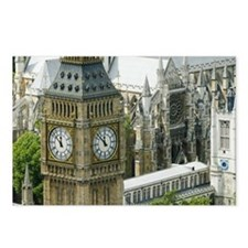 House of Parliament Postcards (Package of 8)