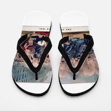 lexington Flip Flops