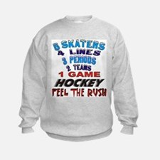 DEFENSE SHUT DOWN OPPONENT Sweatshirt