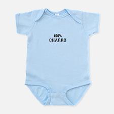 100% CHARRO Body Suit