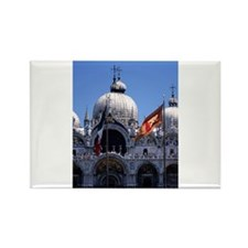 San Marco Rectangle Magnet (10 pack)