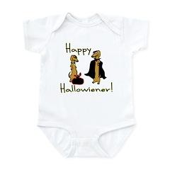 Happy Hallowiener! Infant Bodysuit