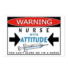 Nurse Postcards (Package of 8)