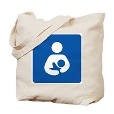 Breastfeeding Awareness Tote Bag