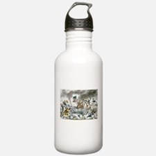 battle of new orleans Water Bottle