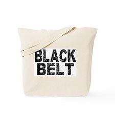 BLACK BELT - WEATHERED 1 Tote Bag