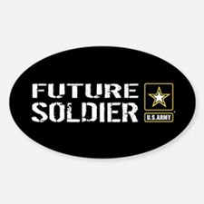 U.S. Army: Future Soldier (Black) Decal