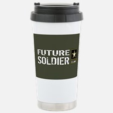 U.S. Army: Future Soldi Stainless Steel Travel Mug