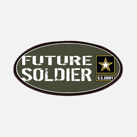 U.S. Army: Future Soldier (Military Green) Patch