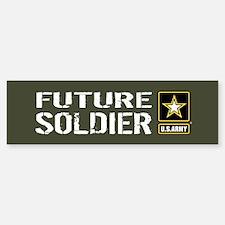 U.S. Army: Future Soldier (Milita Bumper Bumper Sticker