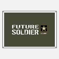 U.S. Army: Future Soldier (Military Green) Banner