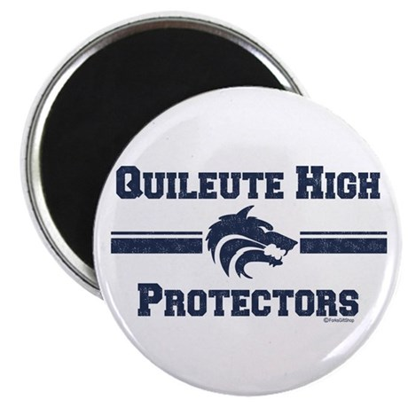 Quileute High Protectors Magnet