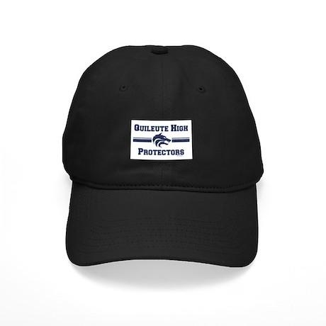 Quileute High Protectors Black Cap