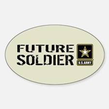 U.S. Army: Future Soldier (Sand) Decal
