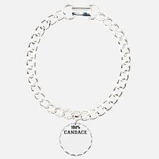 100% CANDACE Bracelet