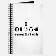 essential oil love Journal